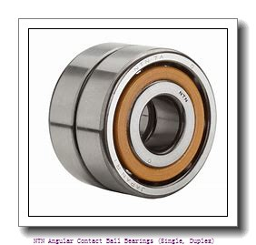 NTN 7848 DB Angular Contact Ball Bearings (Single, Duplex)