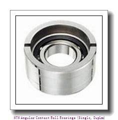 NTN 7820 DB Angular Contact Ball Bearings (Single, Duplex)