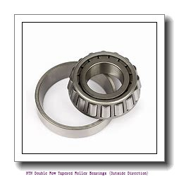 NTN EE671801/672875D+A Double Row Tapered Roller Bearings (Outside Direction)
