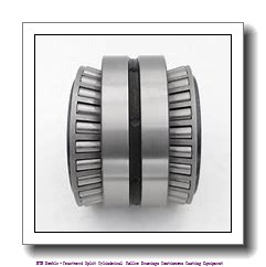 150,000 mm x 255,000 mm x 169,000 mm  NTN RE3036V Double–Fractured Split Cylindrical Roller Bearings Continuous Casting Equipment