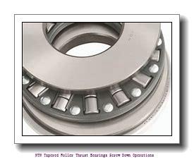 NTN CRT1812V Tapered Roller Thrust Bearings Screw Down Operations