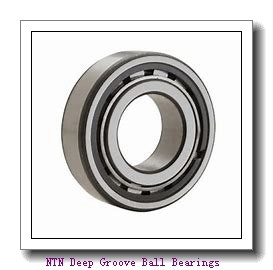 260 mm x 400 mm x 65 mm  NTN 6052 Deep Groove Ball Bearings