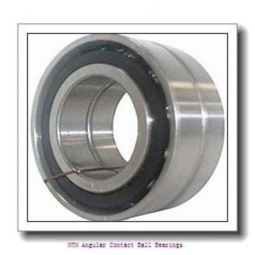 NTN 7040B DB Angular Contact Ball Bearings