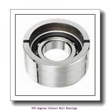 NTN 7030 DB Angular Contact Ball Bearings