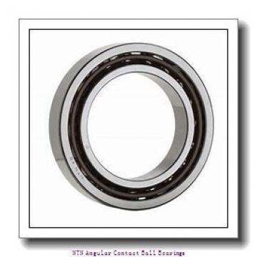 NTN 7034 DB Angular Contact Ball Bearings