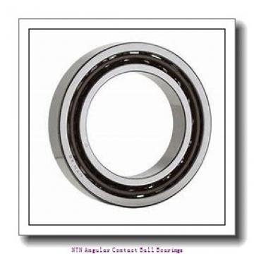 NTN 7922 DB Angular Contact Ball Bearings