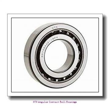 NTN 7924 DB Angular Contact Ball Bearings