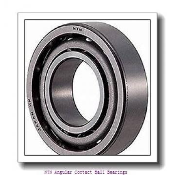 NTN 7864 DB Angular Contact Ball Bearings