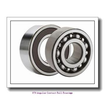 NTN 7860 DB Angular Contact Ball Bearings