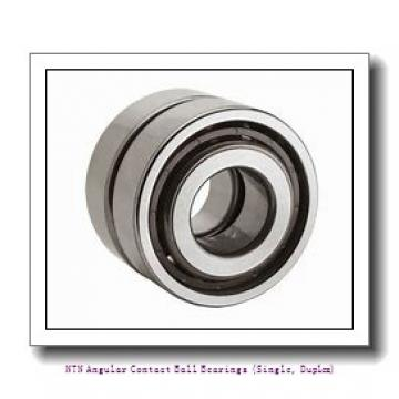 NTN 7044B DB Angular Contact Ball Bearings (Single, Duplex)