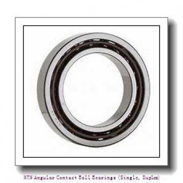 NTN 7092 DB Angular Contact Ball Bearings (Single, Duplex)