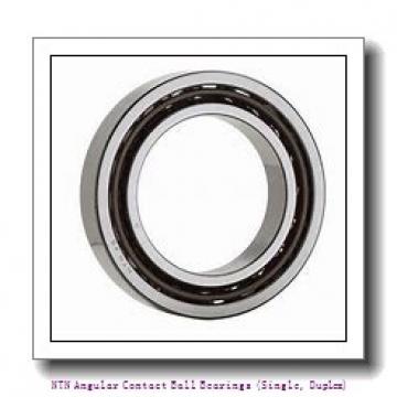 NTN 7940 DB Angular Contact Ball Bearings (Single, Duplex)