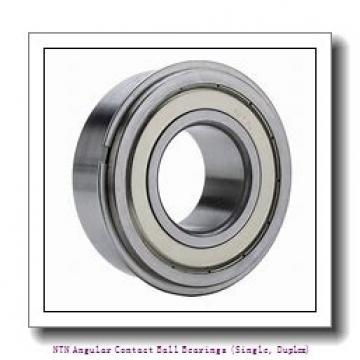 NTN 7934 DB Angular Contact Ball Bearings (Single, Duplex)