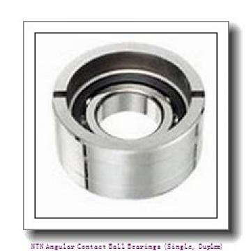NTN 7022 DB Angular Contact Ball Bearings (Single, Duplex)