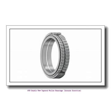NTN T-EE129120X/129120D+A Double Row Tapered Roller Bearings (Outside Direction)