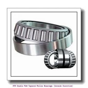 NTN T-87762/87112D+A Double Row Tapered Roller Bearings (Outside Direction)