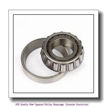NTN T-EE161363/161901D+A Double Row Tapered Roller Bearings (Outside Direction)