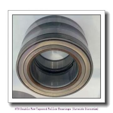NTN T-HM237542/HM237510D+A Double Row Tapered Roller Bearings (Outside Direction)