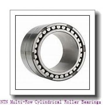 340 mm x 460 mm x 118 mm  NTN NNU4968 Multi-Row Cylindrical Roller Bearings