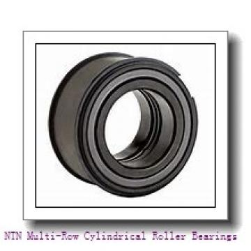 480 mm x 650 mm x 170 mm  NTN NNU4996K Multi-Row Cylindrical Roller Bearings
