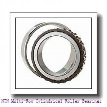 110 mm x 150 mm x 40 mm  NTN NN4922 Multi-Row Cylindrical Roller Bearings