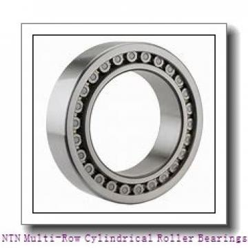 260 mm x 360 mm x 100 mm  NTN NNU4952 Multi-Row Cylindrical Roller Bearings
