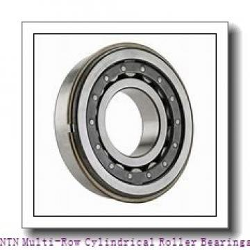 300 mm x 420 mm x 118 mm  NTN NNU4960 Multi-Row Cylindrical Roller Bearings