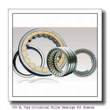 170 mm x 260 mm x 122 mm  NTN SL04-5034NR SL Type Cylindrical Roller Bearings for Sheaves
