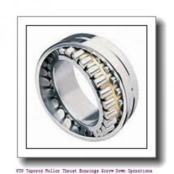 NTN CRT1104V Tapered Roller Thrust Bearings Screw Down Operations