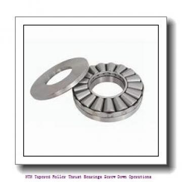 NTN CRT1214V Tapered Roller Thrust Bearings Screw Down Operations