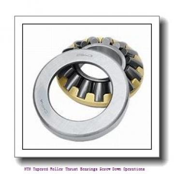 NTN CRT0607V Tapered Roller Thrust Bearings Screw Down Operations