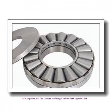 NTN CRT0504V Tapered Roller Thrust Bearings Screw Down Operations