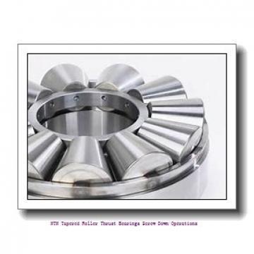 NTN CRT0503V Tapered Roller Thrust Bearings Screw Down Operations