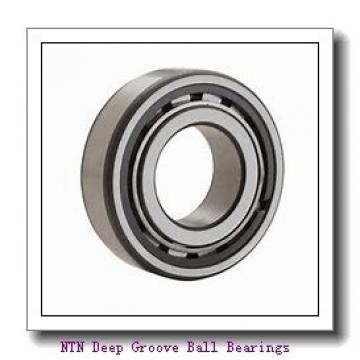 340 mm x 520 mm x 57 mm  NTN 16068 Deep Groove Ball Bearings