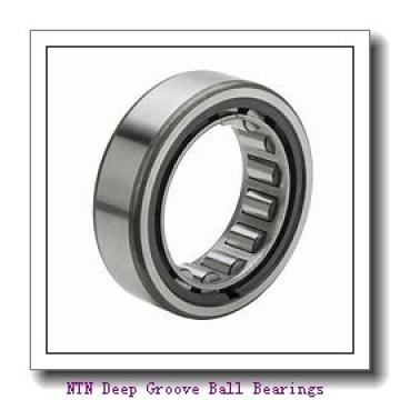110 mm x 200 mm x 38 mm  NTN 6222 Deep Groove Ball Bearings