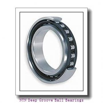 120 mm x 215 mm x 40 mm  NTN 6224 Deep Groove Ball Bearings