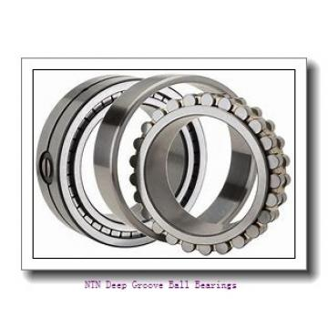 340 mm x 520 mm x 82 mm  NTN 6068 Deep Groove Ball Bearings