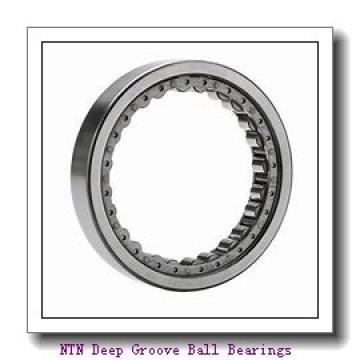 400 mm x 500 mm x 46 mm  NTN 6880 Deep Groove Ball Bearings