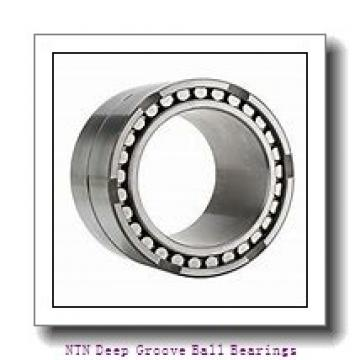 100 mm x 140 mm x 20 mm  NTN 6920 Deep Groove Ball Bearings