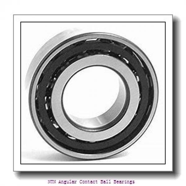 NTN 7060 DB Angular Contact Ball Bearings #2 image