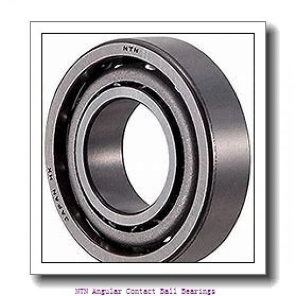 NTN 7321B DB Angular Contact Ball Bearings #2 image