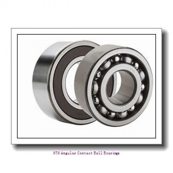 NTN 79/560 DB Angular Contact Ball Bearings #1 image