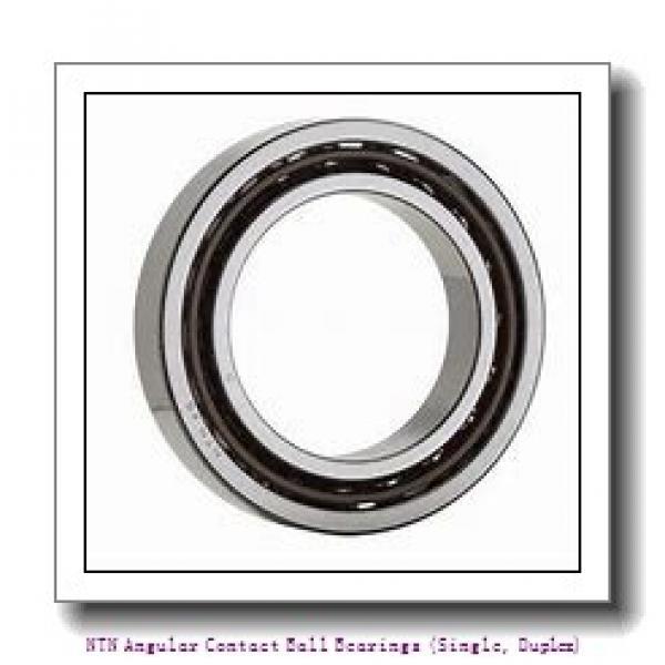 NTN SF4104 DB Angular Contact Ball Bearings (Single, Duplex) #1 image