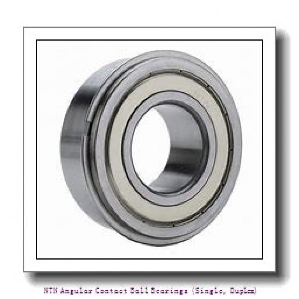 NTN 7956 DB Angular Contact Ball Bearings (Single, Duplex) #1 image