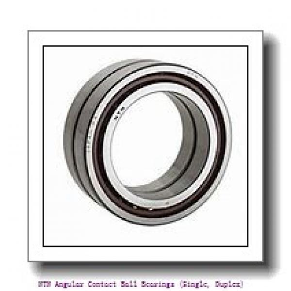 NTN 7880 DB Angular Contact Ball Bearings (Single, Duplex) #1 image