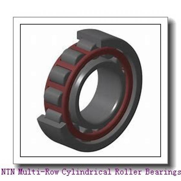 NTN NNU3024 Multi-Row Cylindrical Roller Bearings #1 image