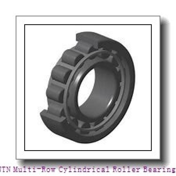 NTN NNU3022 Multi-Row Cylindrical Roller Bearings #2 image
