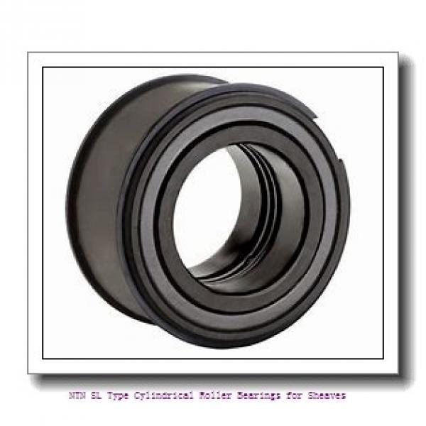 260 mm x 400 mm x 190 mm  NTN SL04-5052NR SL Type Cylindrical Roller Bearings for Sheaves #1 image