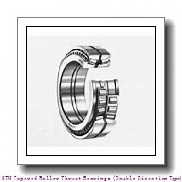 NTN CRTD6001 Tapered Roller Thrust Bearings (Double Direction Type) #1 image